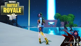 Fortnite Battle Royale Live Stream: Getting Tier 87 for Demi w/ MXNXCE - WE LIVE!