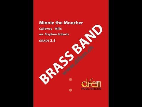 Minnie the Moocher - AUDIO & SCORE Brass Band