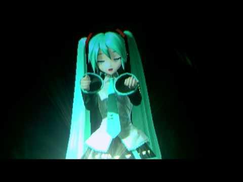 Hatsune Miku - MELT [Live] 1080HD