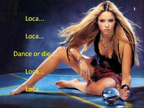 Loca loca song with lyrics