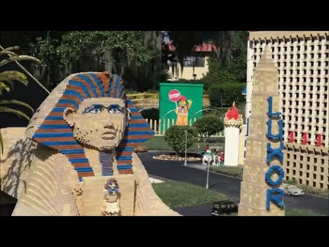 Legoland MINILAND Las Vegas Inc., Luxor, MGM Grand, Stratosphere & Treasure Island
