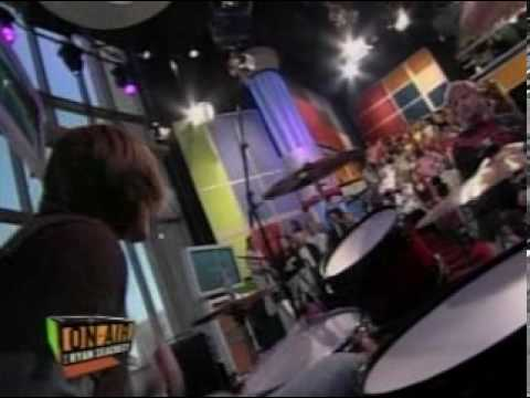 Switchfoot - Meant to Live (Live on Ryan Seacrest's Show) Circa 2004