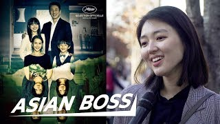 Koreans React to the Movie Parasite [Street Interview] | ASIAN BOSS