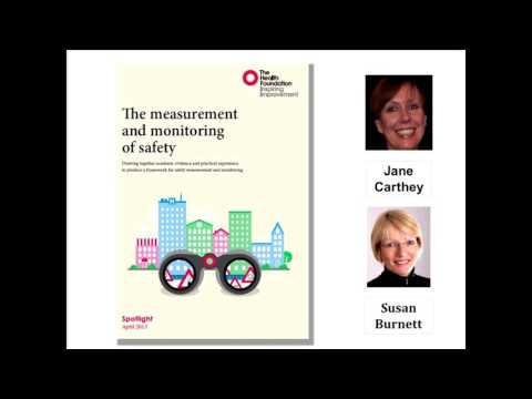 Introduction of the Measuring and Monitoring of Safety (Vincent) Framework to Canada