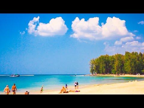 Nai Yang beach | Phuket beaches | Thailand Phuket travel blog [ENG SUB]