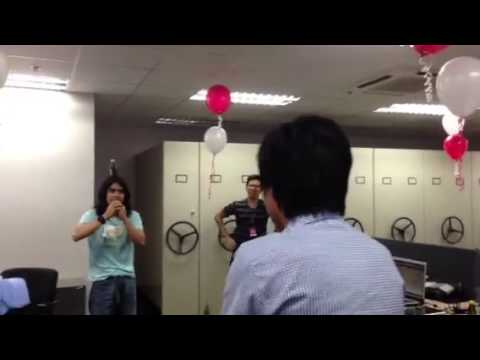 Nerfing at Angelhack Manila