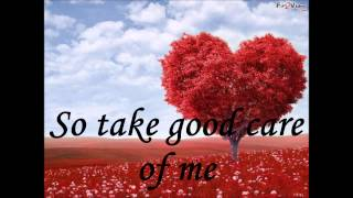 Take Good Care of Me - Jonathan Butler w/ Lyrics