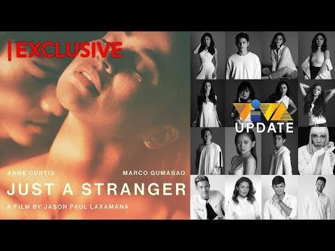 "[VIVA UPDATE] Anne and Marco's ""Just A Stranger"" Teaser, No. 3 Trending on Youtube!"
