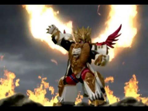 Power Ranger Mystic Force | Megazord Manticore