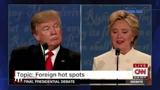 The Third Presidential Debate | The Biggest FAIL Was…