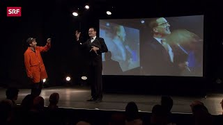 Lapsus: Backstage   Arosa Humorfestival 2014   SRF Comedy