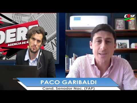 Paco Garibaldi: La gente se expresó y hay que escucharla