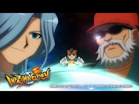 "Inazuma Eleven - 87 ""Knights of Queen, les chevaliers d'Angleterre !"""