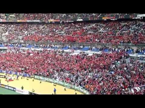 Le Pilou Pilou au Stade De France