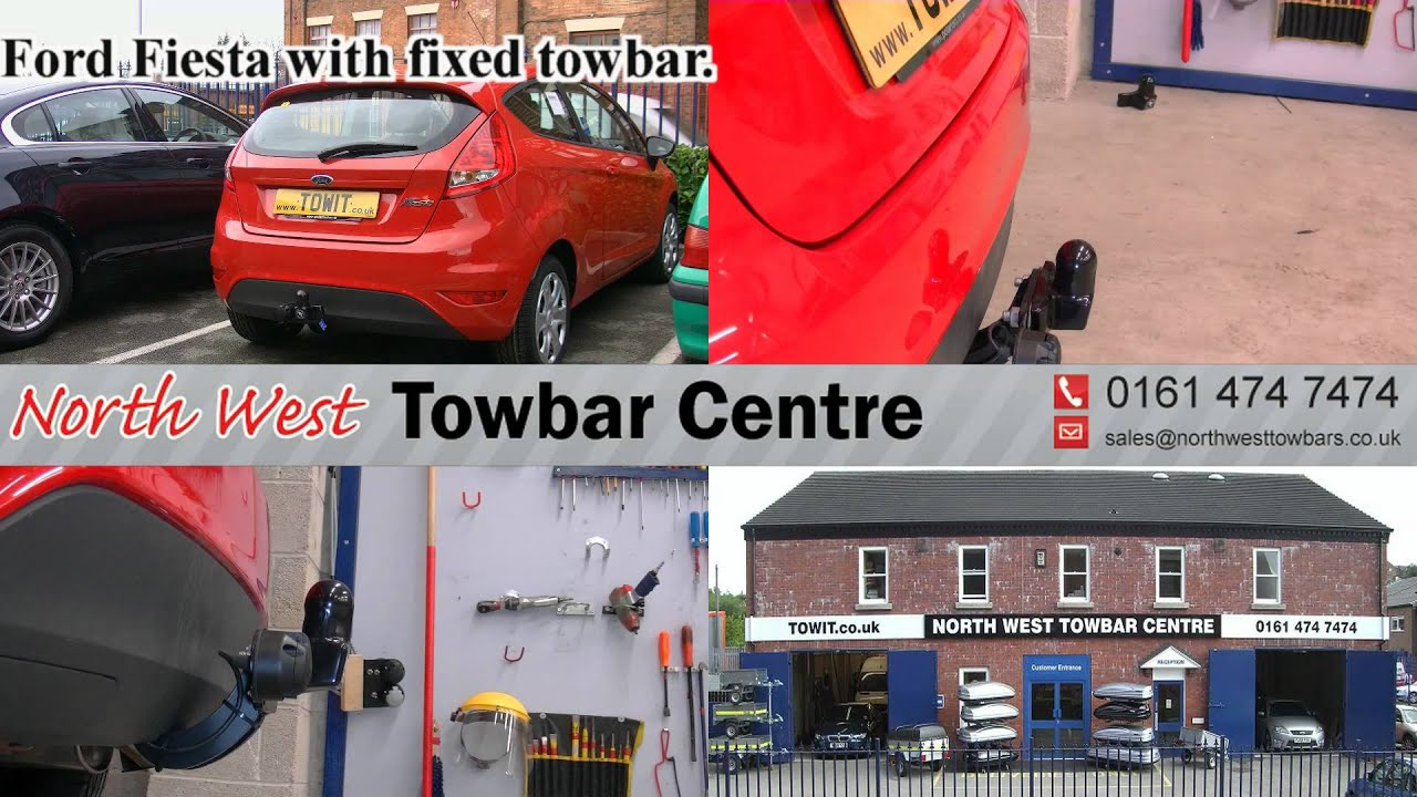 ford mondeo towbar fitting instructions