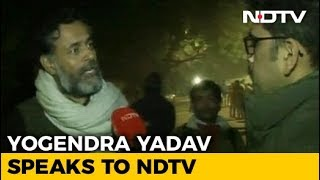 Not NRC, Need National Register Of Unemployed: Yogendra Yadav To NDTV