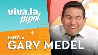 ¡INOLVIDABLE! Felipe Avello imitó a Gary Medel - Viva La Pipol