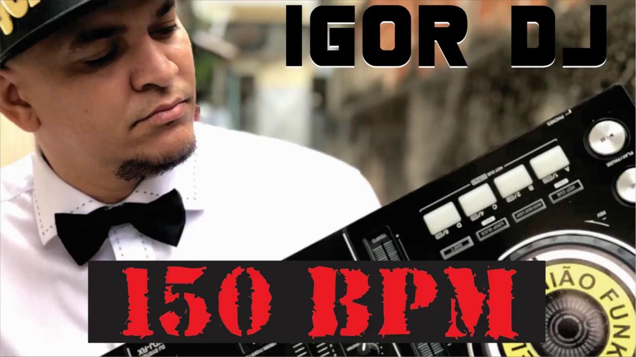 FUNK GOSPEL 2018 -  Igor dj Salmos 40 - Deção renovado Diego atalaia 150 BPM