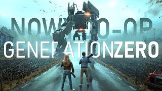 NOWA GRA CO-OP TWÓRCÓW JUST CAUSE - Generation Zero (Gameplay PL)