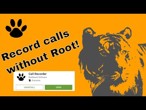 BoldBeast - The Best 2 Sided Phone Call Recording Without Root