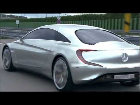 Mercedes 2011 F 125 Hydrogen Gullwing...