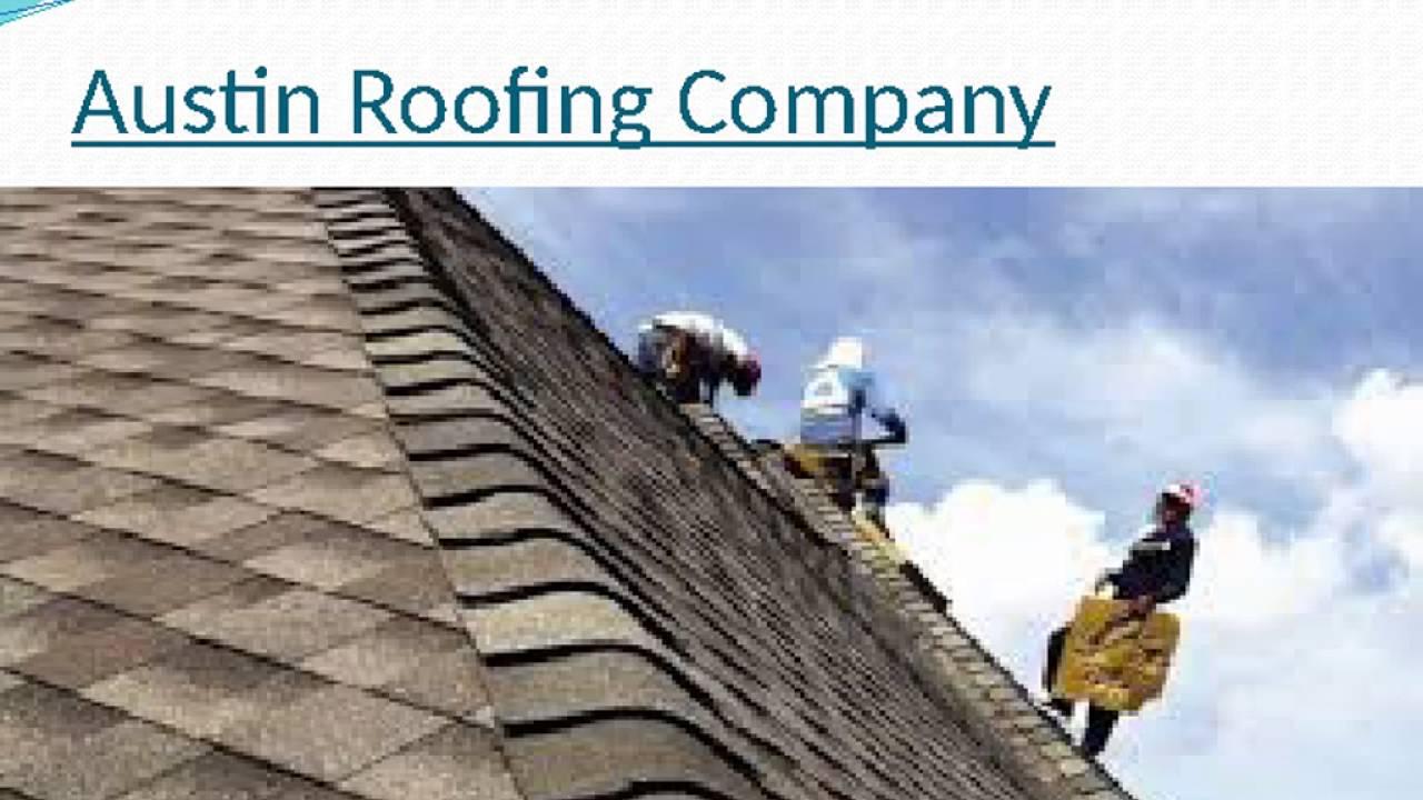 Roofers Austin Tx