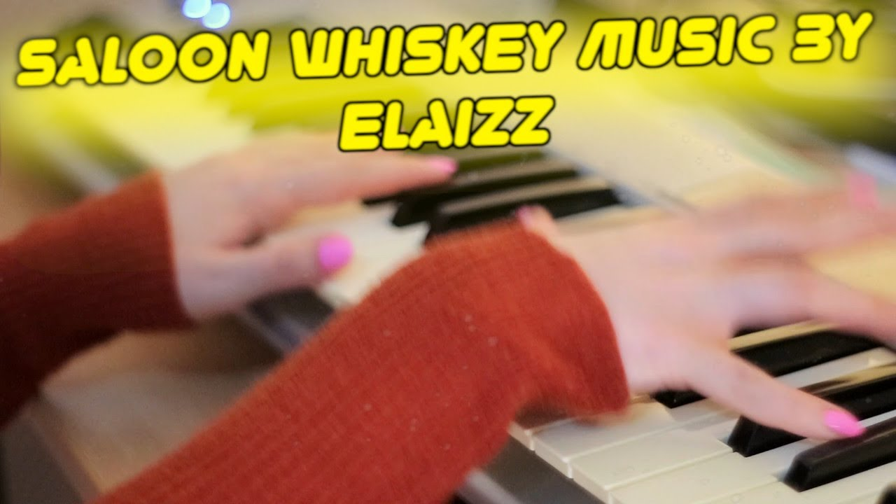 Elaizz - Saloon Whiskey | Concentration music for work | Easy Listening focus music for study, rest