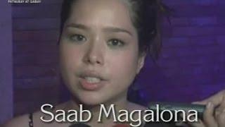 Startalk: Ang balitang bugbugang kinasasangkutan ni Saab Magalona