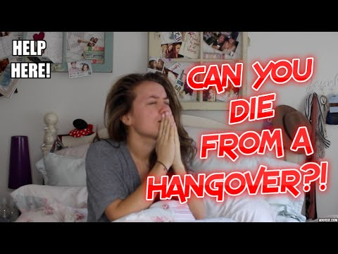 how to know if youre hungover
