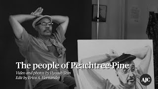 VIDEO: The people of Peachtree Pine homeless shelter: Anthony Murphy