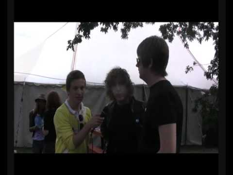 The Pigeon Detectives Interview (Underage Festival 2009) | SPG