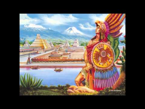 The Myth of Popocatepetl and Iztaccihuatl