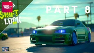 SHIFT LOCK - NEED FOR SPEED PAYBACK (PART 8)