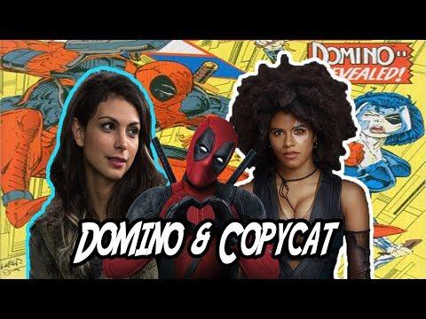 Deadpool 2 - Domino & Copycat