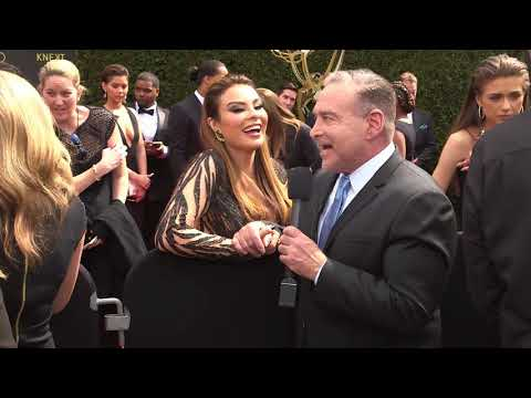 Lilly Melgar    The Bay  45th Annual Daytime Emmy Red Carpet