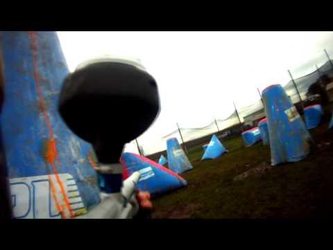 Diamond Hill Paintball Pump Day 7-7 On NPPL HB Layout 2012