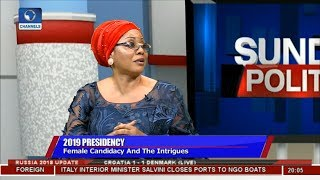 I Have The Capacity To Be Nigeria's President, Ideh Discusses Her Plans Pt 1 | Sunday Politics |