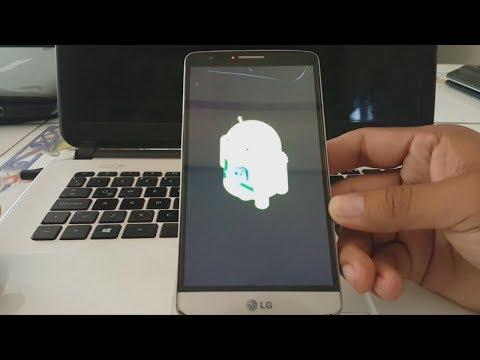 Desbloquear \ Hard reset LG G3 Stylus, G3 Beat, G4 Stylus, G3 Beat y todos los modelos G3 y G4