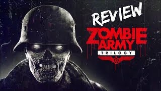 Xbox Game Pass: Zombie Army Trilogy Review