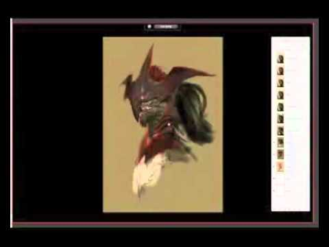 Creature tutorial and Interview with Anthony Jones 01 of 03