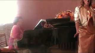Поёт Екатерина Терентьева