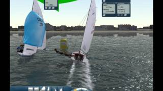 Sail Simulator 5 Gameplay online regata 470