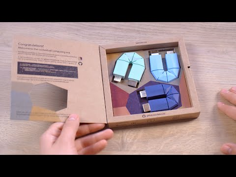 Estimote Mirror - the world's first video-enabled beacon