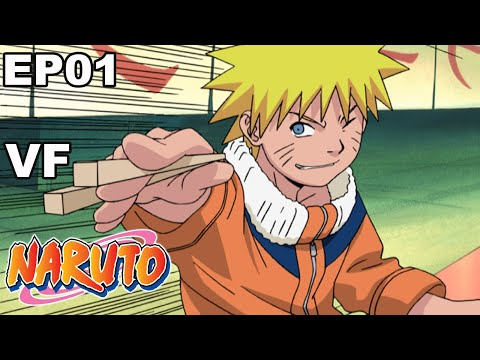 NARUTO VF - EP01 - Et voici Naruto Uzumaki