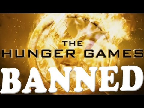 The Hunger Games Trilogy On Parents Banned List Parody Youtube