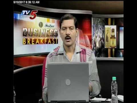 10th August 2017 TV5 News Business Breakfast