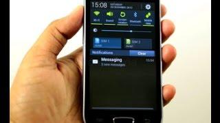 Samsung Galaxy Star Plus GT-S7262 обзор ◄ Quke.ru ►