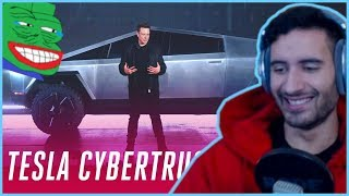 NymN Reacts To Tesla Cybertruck Event In 5 Minutes