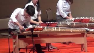 石筍(沢井忠夫作曲) 関東学生三曲連盟定期演奏会