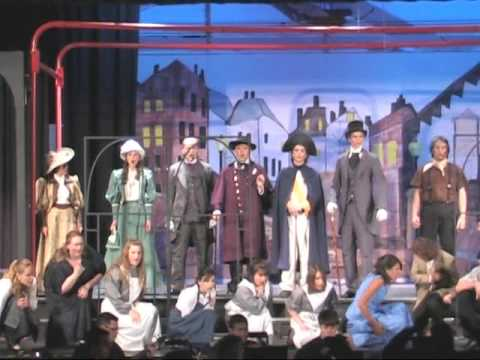 Jekyll and Hyde SPHS  - part one